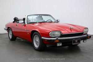 Picture of 1992 Jaguar XJS Convertible For Sale