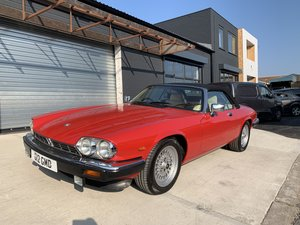 Picture of 1989 Jaguar XJS 5.3 V12 - beautiful and immaculate