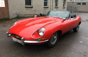 Picture of 1968 JAGUAR E-TYPE SERIES 1.5 ROADSTER LHD For Sale by Auction