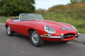 Picture of 1967 JAGUAR E-TYPE SERIES 1.5 ROADSTER For Sale by Auction
