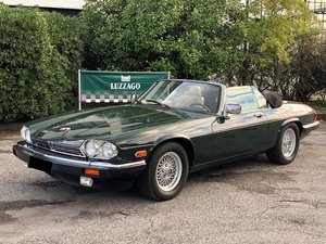Picture of 1989 JAGUAR XJS V12 CABRIOLET AUTOMATIC For Sale