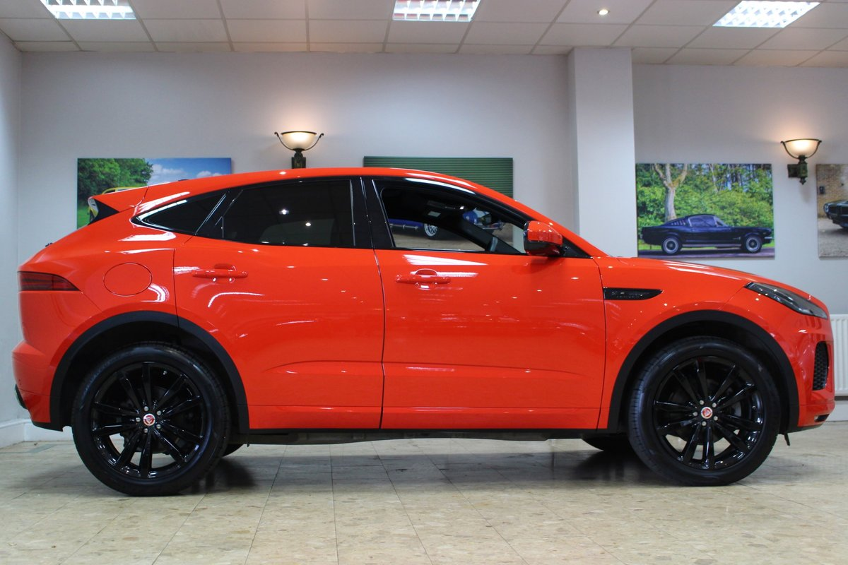 2019 Jaguar E-Pace D180 Chequered Flag R-Dynamic AWD Auto For Sale (picture 2 of 25)