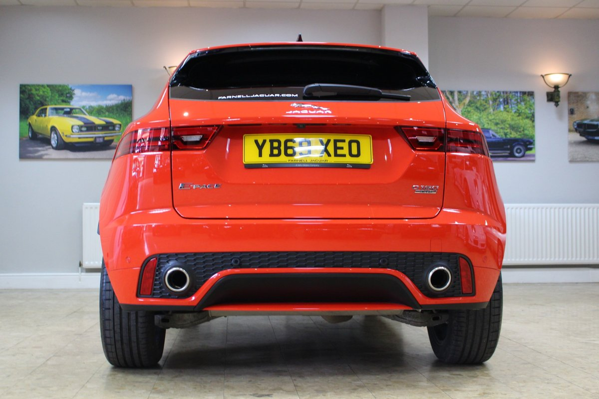 2019 Jaguar E-Pace D180 Chequered Flag R-Dynamic AWD Auto For Sale (picture 5 of 25)