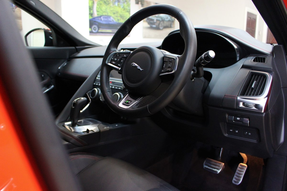 2019 Jaguar E-Pace D180 Chequered Flag R-Dynamic AWD Auto For Sale (picture 7 of 25)