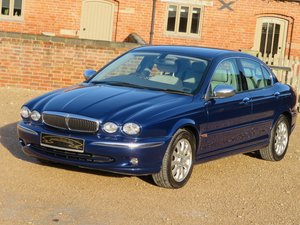 Picture of JAGUAR X-TYPE 2.5 2002 - 12K MILES 1 OWNER FROM NEW For Sale
