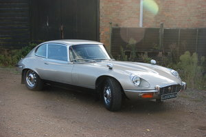 Picture of 1973 Jaguar E Type V12 Coupe 2+2 For Sale