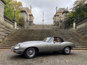 Picture of 1969 JAGUAR E-TYPE SERIES 2 ROADSTER MANUAL For Sale