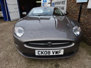 Picture of SUPER XK 4.2cc V/8 SPORTS COUPE 2008 REG WITH  PRIVATE PLATE For Sale