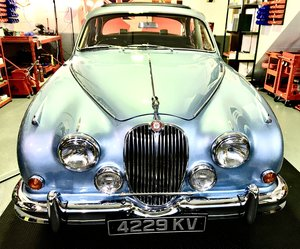 Picture of 1963 Jaguar MK2 3.8 Overdrive - Absolutely Outstanding!!! For Sale