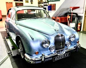 Picture of 1963 Jaguar MK2 3.8 Overdrive - Stunning Car In Mint Condition For Sale