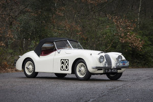 Picture of 1954 Jaguar XK120 Ex-Works Competition SOLD
