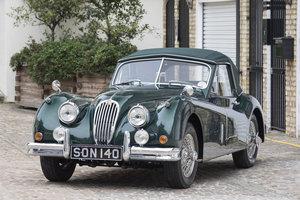 Picture of 1955 Jaguar XK140 SOLD