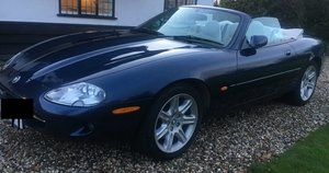 XK8 Convertible Immaculate