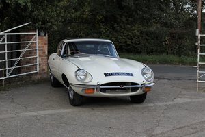 Picture of 1971 Jaguar E-Type Series II 4.2 FHC, Matching No's For Sale