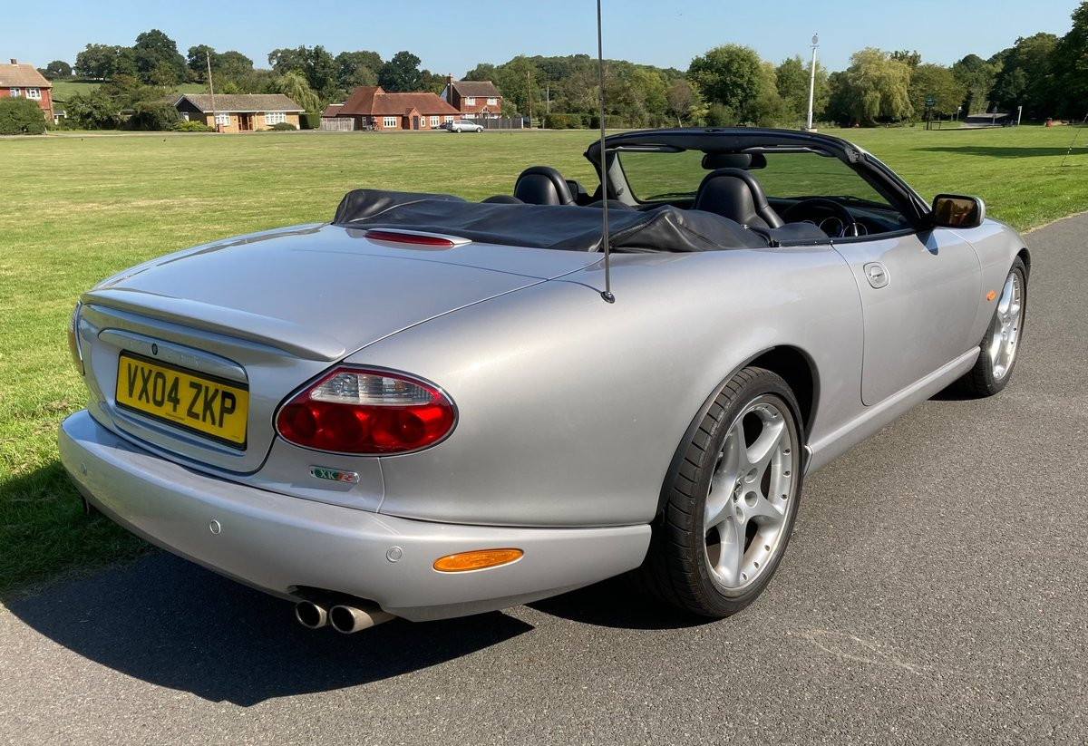 2004 Jaguar XKR 4.2 Convertible For Sale | Car And Classic