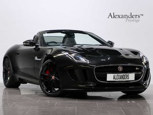 17 17 JAGUAR F-TYPE V6 S 3.0 SUPERCHARGED AWD AUTO