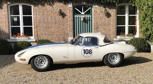 Picture of 1965 Jaguar E-type 3.8L semi-lightweight roadster For Sale