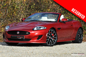(2015 MY) RESERVED - Jaguar XK Dynamic R auto cabriolet