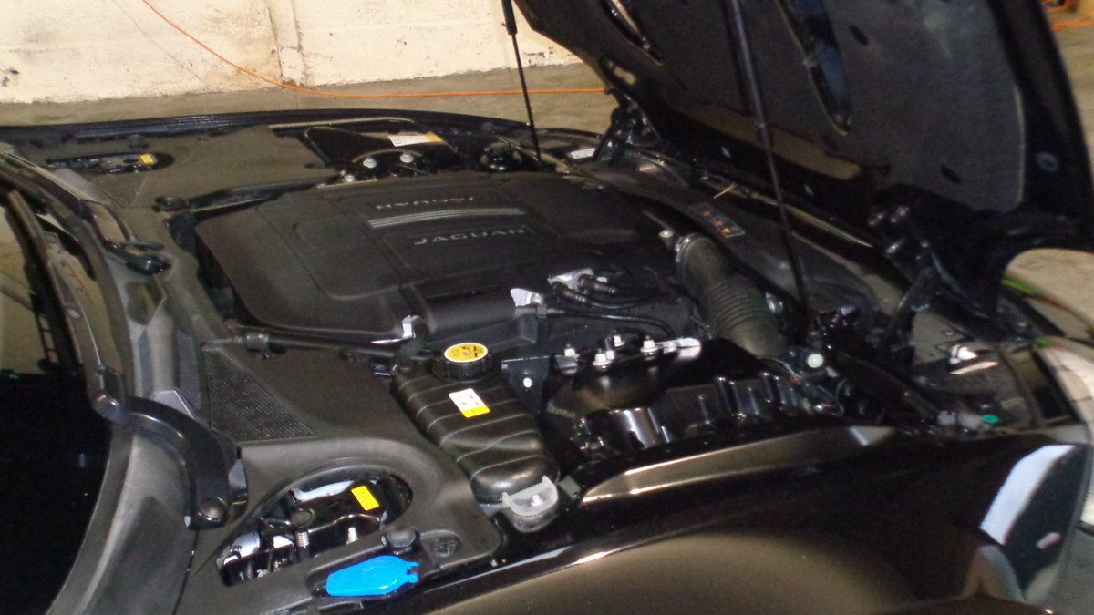 2014 Jaguar xkr 5.0 dynamic supercharger convertible SOLD (picture 5 of 6)