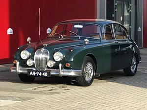 Picture of 1961 Classic Jaguar Mk2 3.4 Overdrive (RHD) For Sale