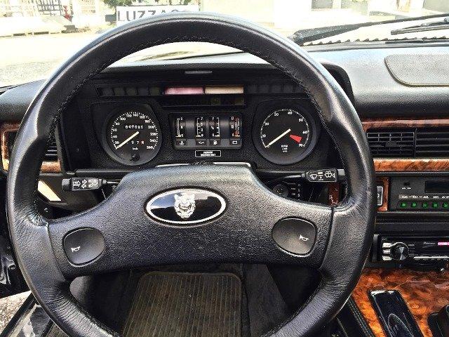 1989 Jaguar - XJS 5.3 V12 Convertibile RIVS REGISTRATION For Sale (picture 4 of 6)
