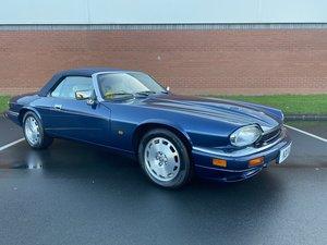 Picture of 1995 Jaguar XJS Convertible Celebration SOLD