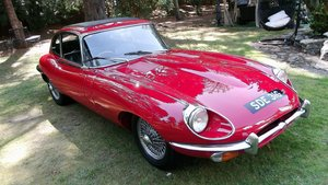 Picture of 1969 JAGUAR ETYPE SERIES II 4.2 MANUAL FIXED HEAD COUPE For Sale