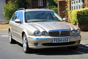 2004 Jaguar X Type 2.5 SE AWD Estate (Only 36,000 Miles)
