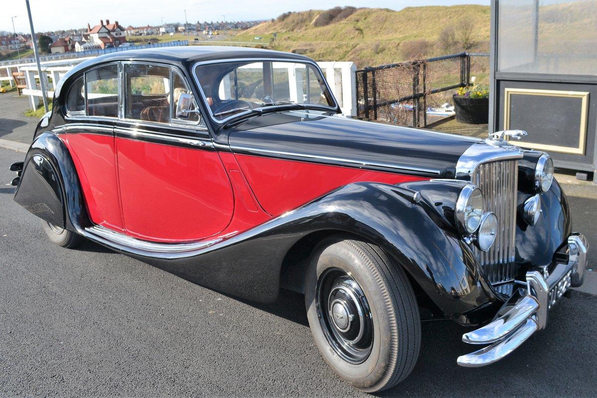 Picture of 1950 mk5 jaguar For Sale