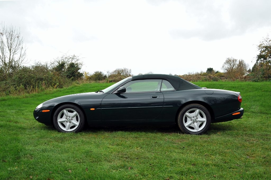 1997 Jaguar XK8 Appreciating Modern Classic For Sale (picture 3 of 6)