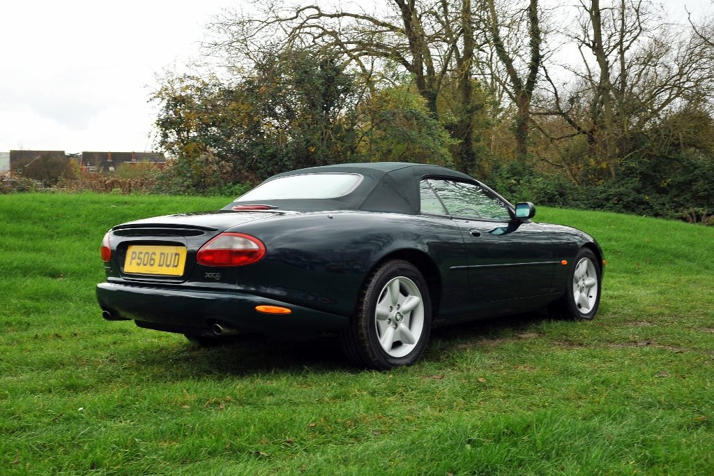 1997 Jaguar XK8 Appreciating Modern Classic For Sale (picture 4 of 6)