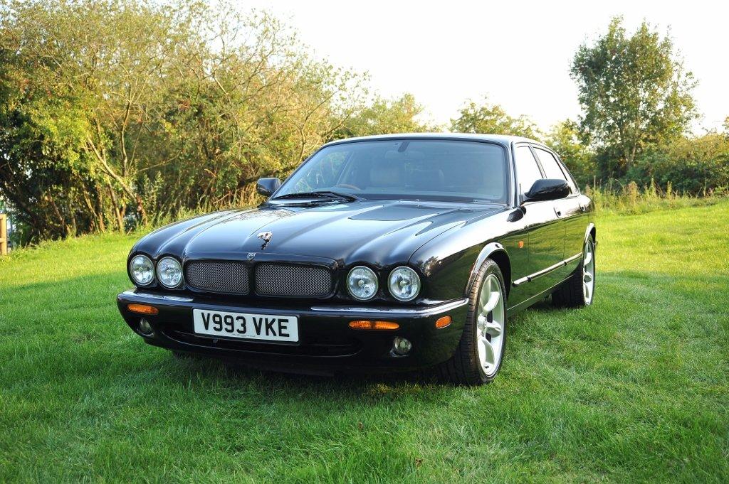 1999 Japanese Import Jaguar XJR For Sale (picture 2 of 6)