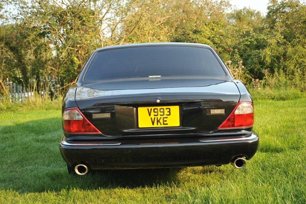 1999 Japanese Import Jaguar XJR For Sale (picture 4 of 6)