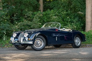 Picture of 1960 XK 150 3.8 OTS, 1 of only 36 examples built For Sale