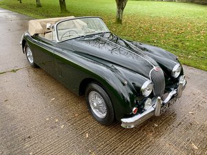 Picture of 1959 Jaguar XK150 DHC S spec 3.8 engine For Sale