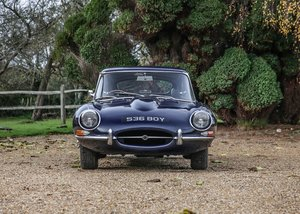 Picture of 1968 Jaguar E-Type Series I 2+2 Fixedhead Coup SOLD by Auction