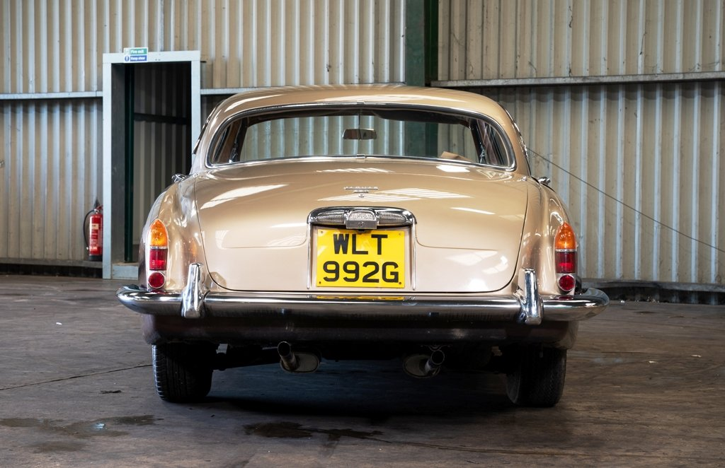 1968 Jaguar 420G For Sale by Auction | Car And Classic