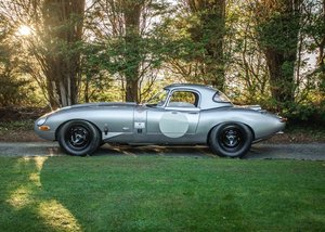 Picture of 1965 Jaguar E-Type Series 1 Semi-Lightweight SOLD by Auction