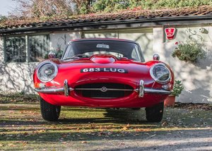 Picture of 1962 Jaguar E-Type Series I Coup (3.8 litre) SOLD by Auction