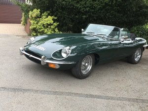 Picture of 1970 Jaguar E Type S2 Roadster For Sale SOLD