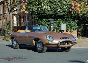 Picture of 1962 Jaguar E-Type Series I Roadster (3.8 litre) SOLD by Auction