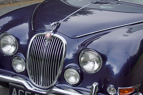 1964 Jaguar S-Type Hire | Hire a self-drive S-Type in Yorkshire For Hire (picture 3 of 5)
