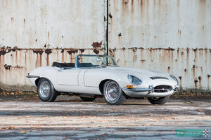 Picture of 1966 Jaguar E-Type Series I 4.2 Roadster For Sale