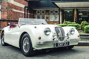 Picture of Jaguar XK120 | Hire a stunning XK120 in Yorkshire  For Hire