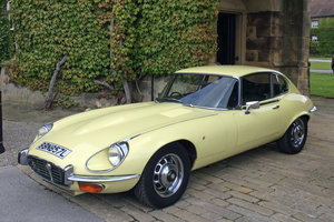 Picture of 1973 Jaguar E-Type Hire | Hire a self-drive E-Type in Yorkshire