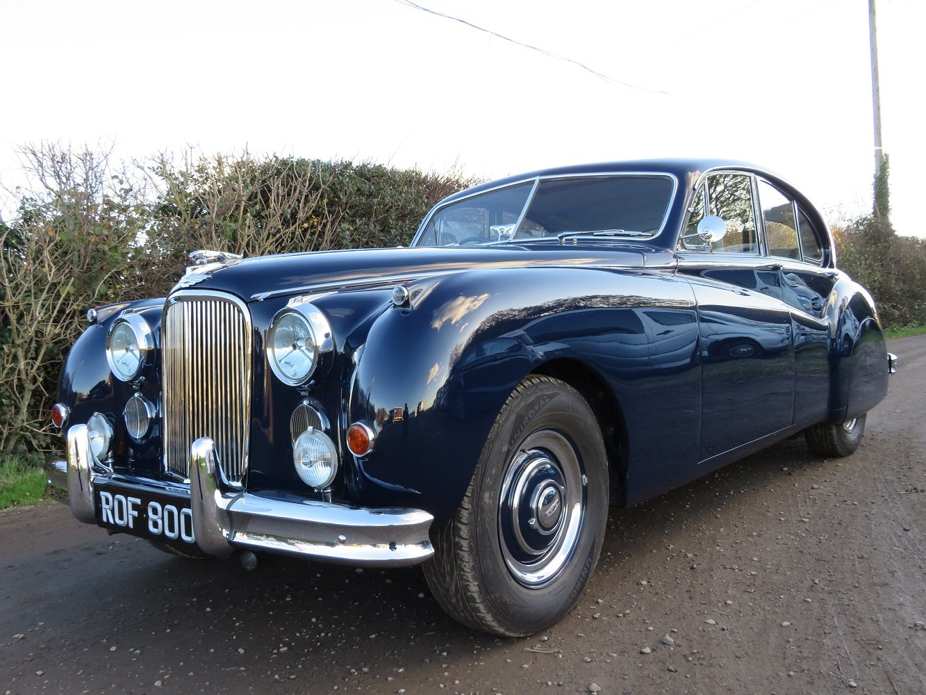 1955 Jaguar MK7M 3.8L For Sale (picture 1 of 6)