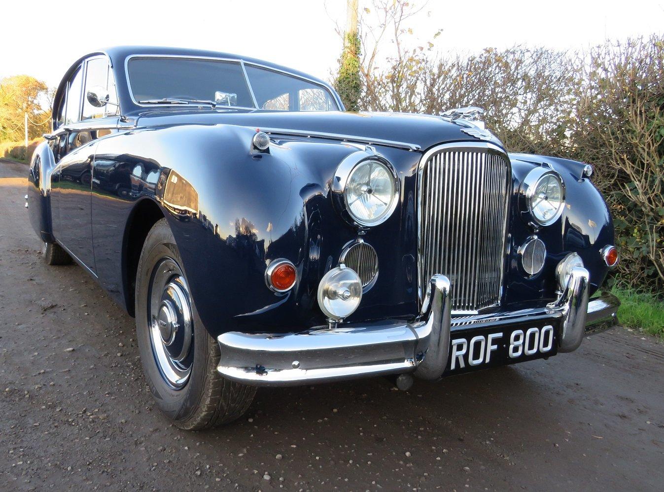 1955 Jaguar MK7M 3.8L For Sale (picture 3 of 6)