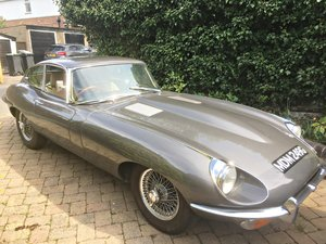 Picture of 1969 JAGUAR E TYPE SERIES 2 4.2 COUPE For Sale