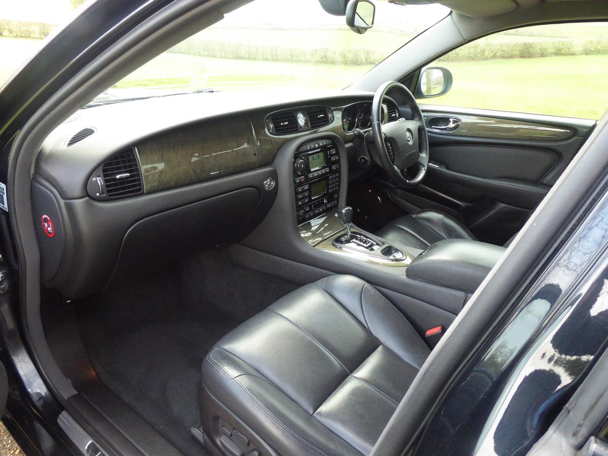 2004 Jaguar XJ6 X350 67000 miles Full Jaguar History Superb For Sale (picture 5 of 6)