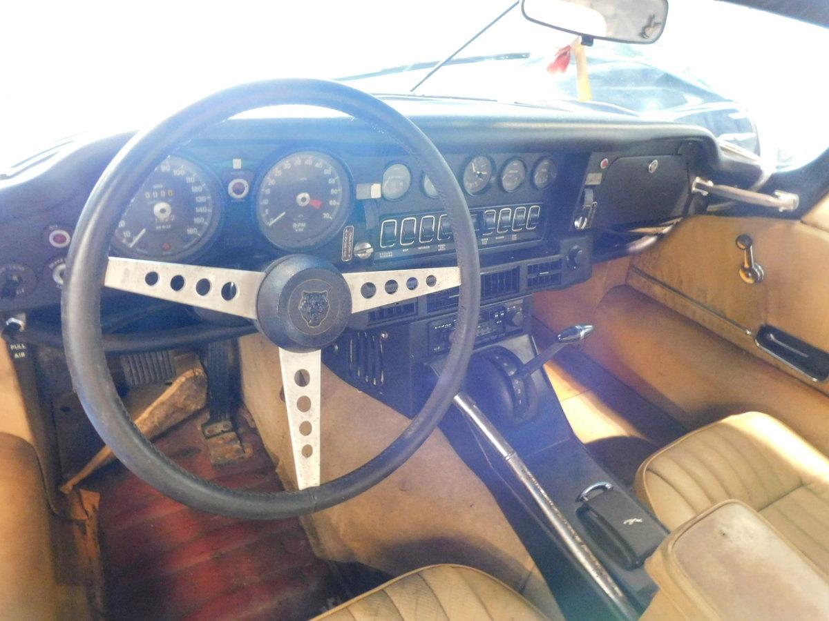 1974 JAGUAR E TYPE V12 ROADSTER For Sale (picture 7 of 25)